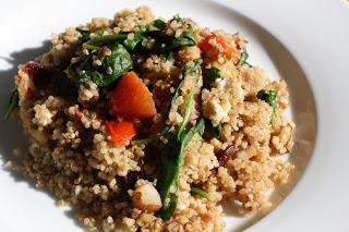 crockpot quinoa