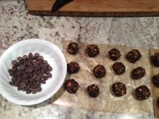 dessert balls