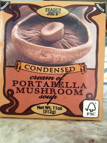 cream of portabello soup