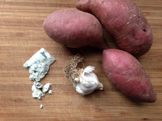 sweet potatoe mashies