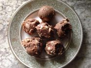 Almond Chocolate Balls