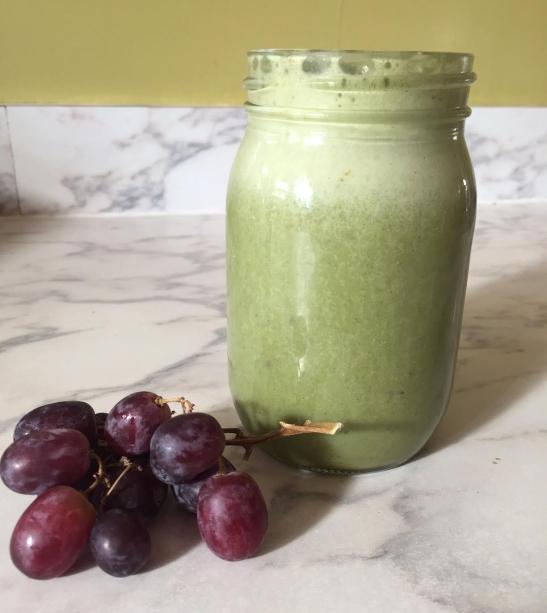 Grape Detox Smoothie 2